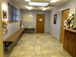 Waiting Room- Cat Side