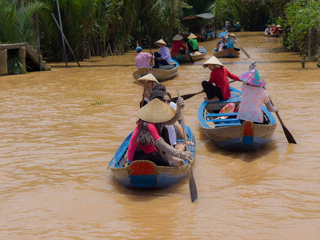 Four Amazing Experiences You Can Have on a Mekong River Cruise