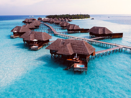 Breathtaking Overwater Bungalows Around the World
