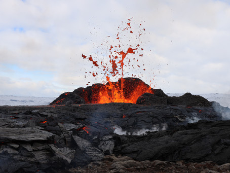 Is a Volcano in Your Future?