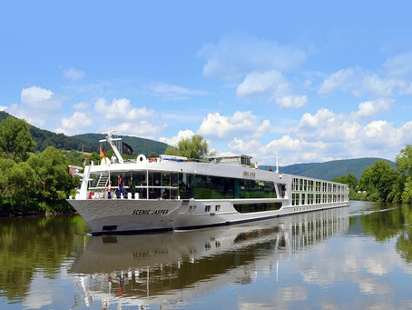 Seven Differences Between River and Ocean Cruising