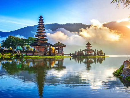 You won't Bali-ve how beautiful it is!