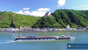 """River Cruising - the """"In"""" way to see Europe"""