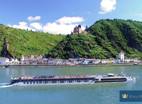 "River Cruising - the ""In"" way to see Europe"