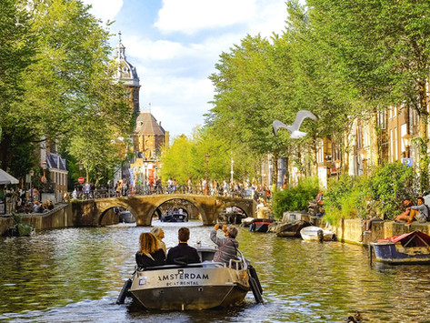 Tulips and Windmills - Netherlands River Cruises