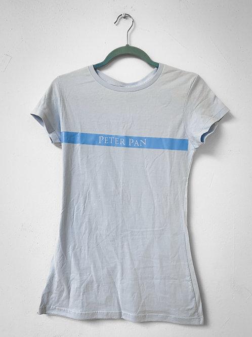Peter Pan T-shirt, Baby Blue