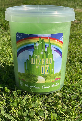 Emerald City Cotton Candy