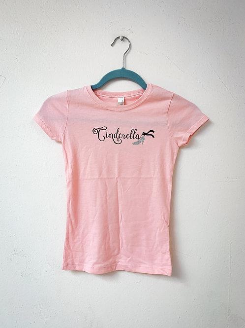 Pink Cinderella T-Shirt