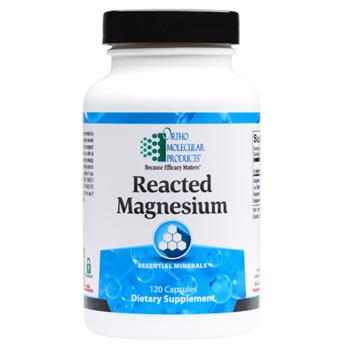 Reacted Magnesium 120 Capsules