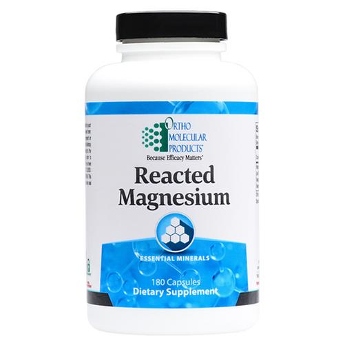 Reacted Magnesium 180 Capsules