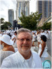 Magic at Le Diner en Blanc Charlotte