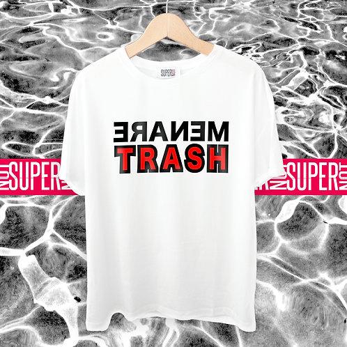 Tshirt MEN ARE TRASH