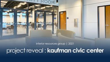 Kaufman Civic Center