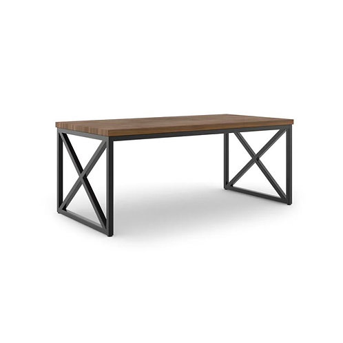 Kimball Fixt Rectangle Conference Table