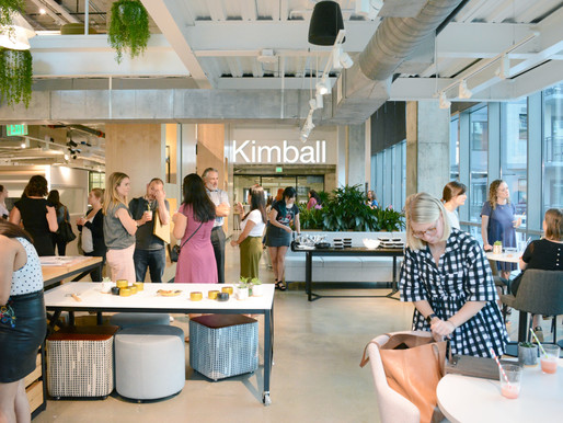 IRG + Kimball Hosts Summer Patio Party