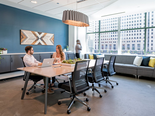 How Color and Light Impacts Productivity Within a Workspace