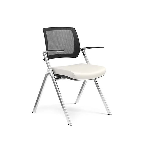 Kimball Flip Nesting Chair with Arms