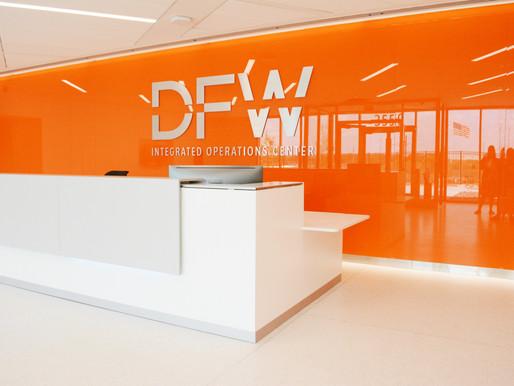 Project Reveal: DFW International Airport (Internal Operations Center)