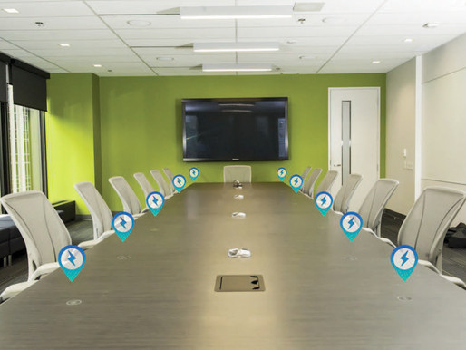 Why Wireless Charging is the Next Big Thing for Workplace Productivity
