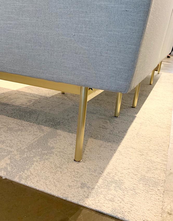 Gold Leg Detail