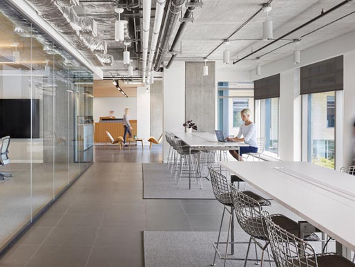 5 Reasons Your Office Needs Automated, Commercial Grade Shades
