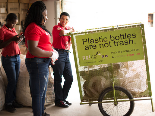"""""""When we increase recycling, we reduce the impact of plastic."""""""