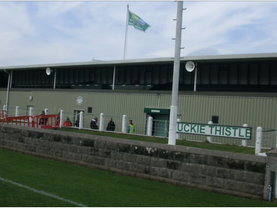 SHFL Cup: Buckie Thistle v Deveronvale