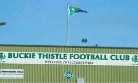 Buckie Thistle v Deveronvale - 18th January 2020