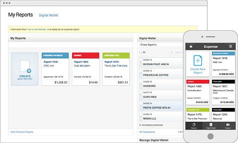 Automated Expense Management