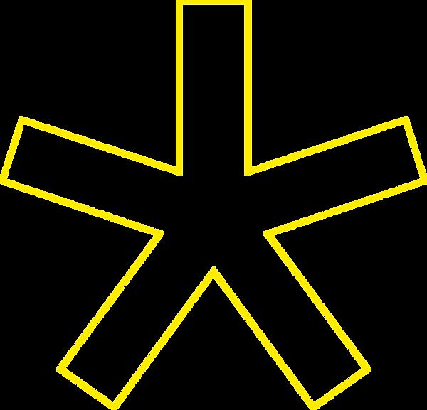 RuaWalls2020 asteristico linha amarela-1