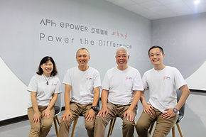 亞福儲能協助企業減碳 研發鋁離子電池及儲能