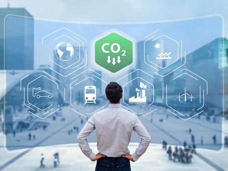 減碳已成國際趨勢,三分鐘帶你認識「碳」議題