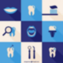 Dental Tooth, Forms, dentist office