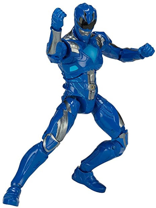 Power Rangers Legacy Collection Toys-R-Us Exclusive Blue Ranger (2017 movie vers