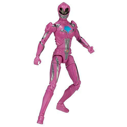 Power Rangers Legacy Collection Toys-R-Us Exclusive Pink Ranger (2017 movie vers