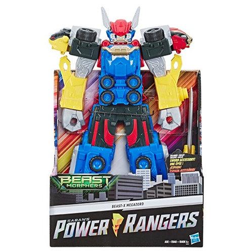 "Power Rangers Beast Morphers 20"" Beast-X Megazord Zord"