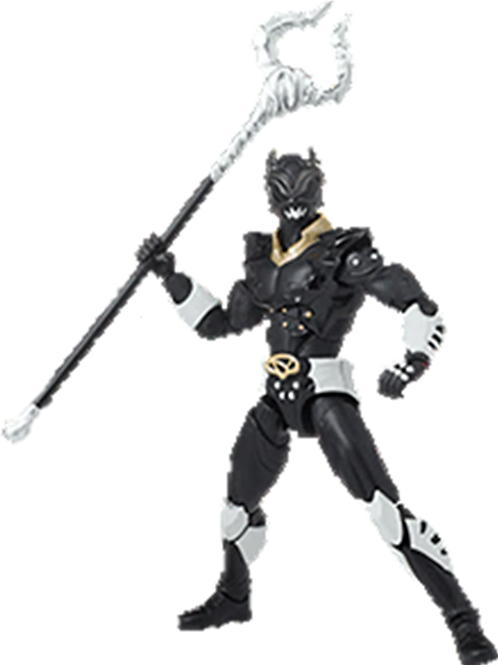 Power Rangers Legacy Collection Wave 6 In Space Psycho Black