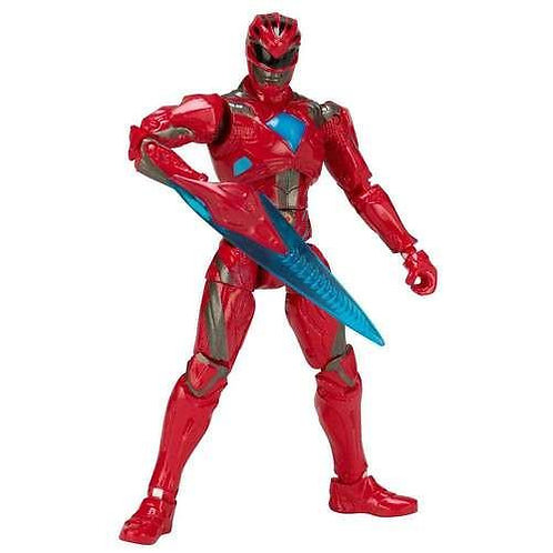 Power Rangers Legacy Collection Toys-R-Us Exclusive Red Ranger (2017 movie versi