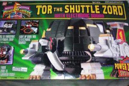 Mighty Morphin Power Rangers Tor The Shuttle Zord