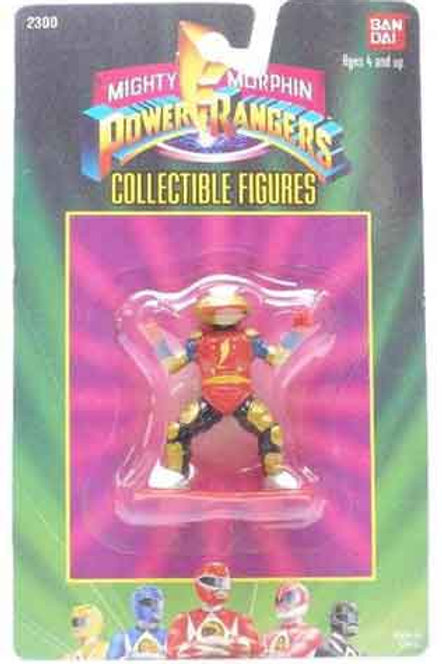 "Mighty Morphin Power Rangers 3"" Collectible Figures Series 1 Alpha 5"