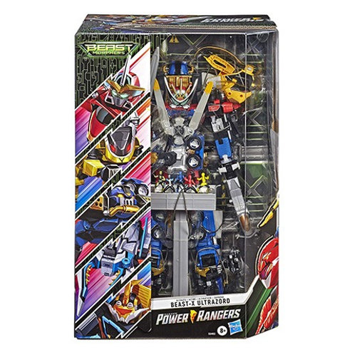 Power Rangers Beast Morphers Ultimate Beast-X Ultrazord Deluxe Zord