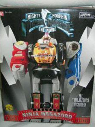 Mighty Morphin Power Rangers Deluxe Movie Edition Ninja Megazord