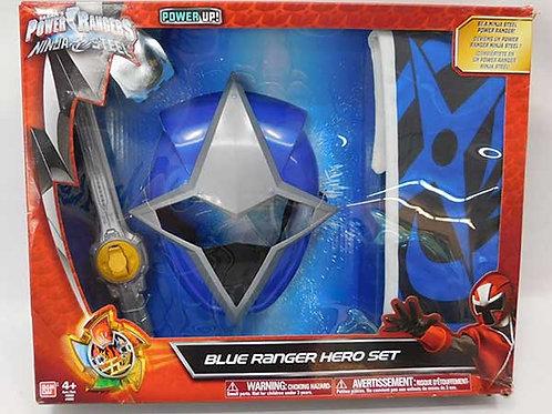 Blue Ranger Hero Set