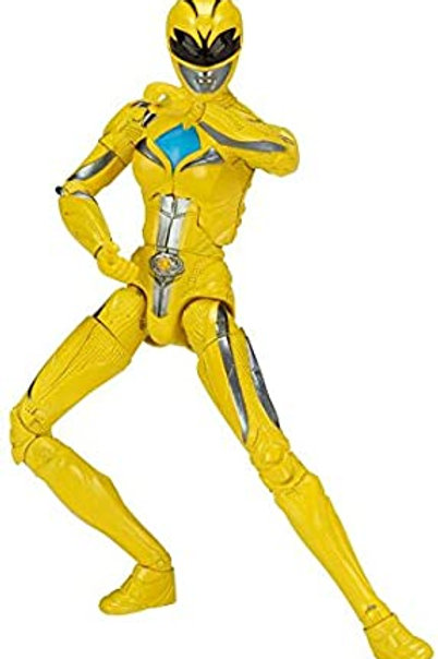 Power Rangers Legacy Collection Toys-R-Us Exclusive Yellow Ranger (2017 movie ve