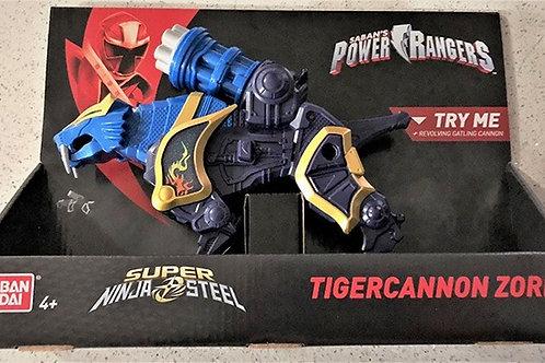 Tigercannon Zord