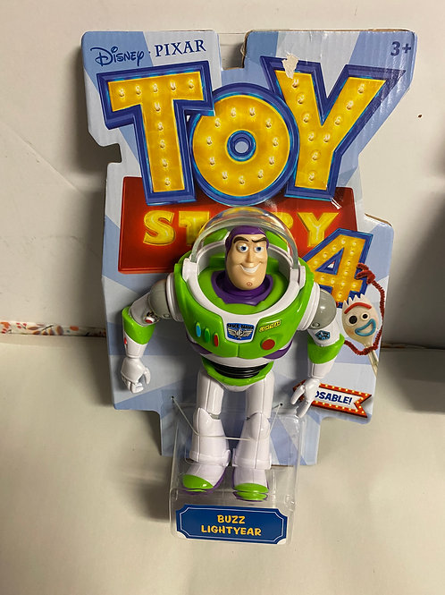 Disney's Toy Story 4 Movie action figure Buzz Lightyear
