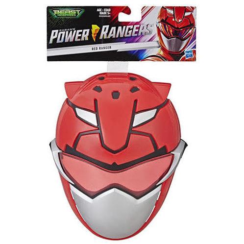 Power Rangers Beast Morphers Red Ranger Role Play Mask