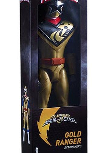 Gold Ranger Action Hero