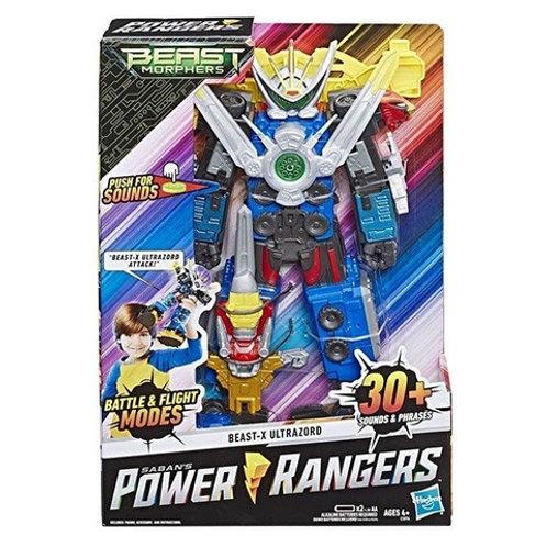 Power Rangers Beast Morphers Beast-X Ultrazord Megazord Zord