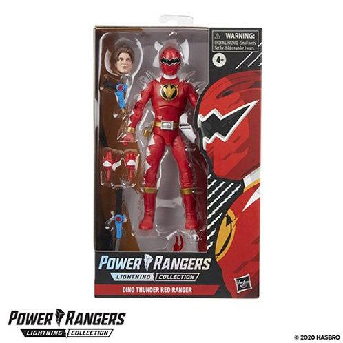 POWER RANGERS LIGHTNING COLLECTION (Spectrum Series Wave 1) Dino Thunder Red Ran
